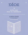 COKODIVE [PRE-ORDER] D1CE - 2RD MINI ALBUM [DRAW YOU : REMEMBER ME]