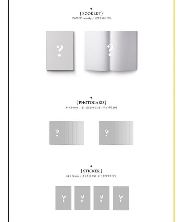COKODIVE [PRE-ORDER] DREAM CATCHER - 5TH MINI ALBUM [DYSTOPIA : LOVE MYSELF] PRE-ORDER LIMITED EDITION