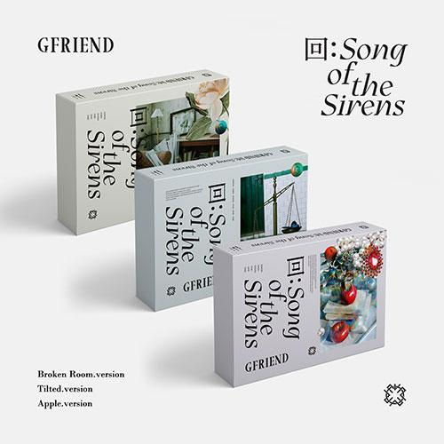 COKODIVE [PRE-ORDER] GFRIEND - ALBUM [回:Song of the Sirens]