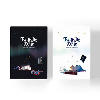 COKODIVE [PRE-ORDER] HA SUNG WOON - 3RD MINI ALBUM [TWILIGHT ZONE]