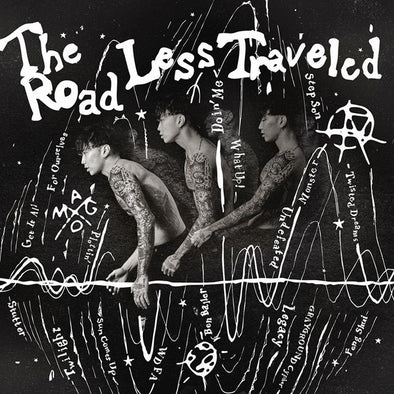 COKODIVE [PRE-ORDER] JAY PARK - NEW ALBUM [THE ROAD LESS TRAVELED]