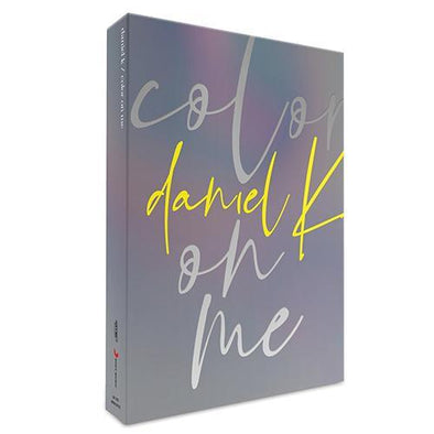 COKODIVE [PRE-ORDER] KANG DANIEL - 1ST MINI ALBUM [COLOR ON ME]