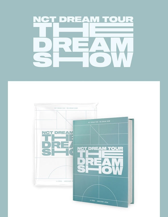 "COKODIVE [PRE-ORDER] NCT DREAM - PHOTO BOOK + LIVE ALBUM [NCT DREAM TOUR ""THE DREAM SHOW""]"
