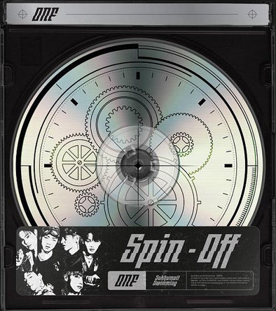 COKODIVE [PRE-ORDER] ONF - 5TH MINI ALBUM [SPIN OFF]