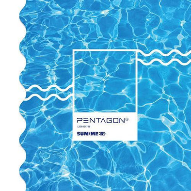 COKODIVE [PRE-ORDER] PENTAGON - 9TH MINI ALBUM [SUM(ME:R)]