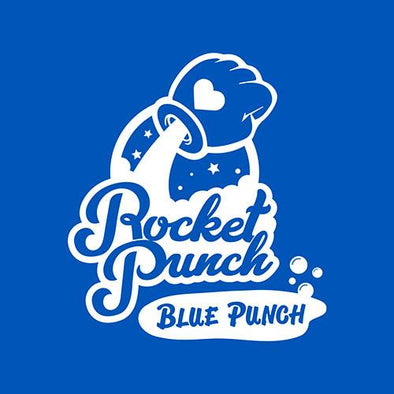 COKODIVE [PRE-ORDER] ROCKET PUNCH - 3RD MINI ALBUM [BLUE PUNCH]