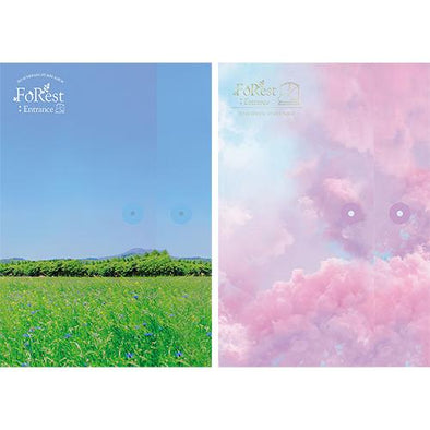COKODIVE [PRE-ORDER] SEO EUNKWANG - 1ST MINI ALBUM [FOREST : ENTRANCE]