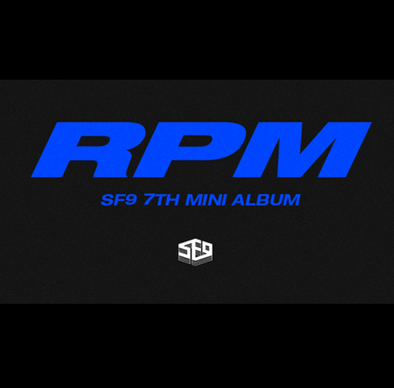COKODIVE [PRE-ORDER] SF9 - 7TH MINI ALBUM [RPM]