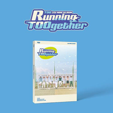 COKODIVE [PRE-ORDER] TOO - 2ND MINI ALBUM [RUNNING TOOGETHER]