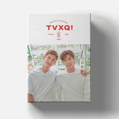 COKODIVE [PRE-ORDER] TVXQ! - 2020 SEASON'S GREETINGS