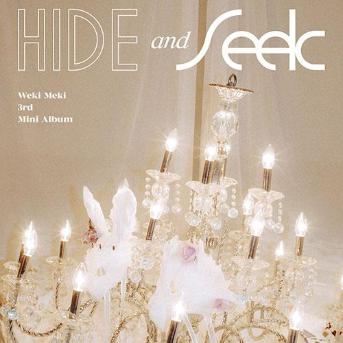 COKODIVE [PRE-ORDER] WEKI MEKI - 2RD MINI ALBUM [HIDE AND SEEK]