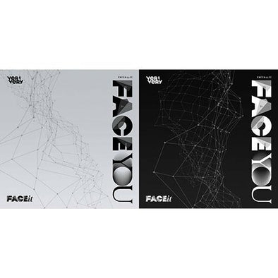 COKODIVE RANDOM [PRE-ORDER] VERIVERY - 4TH MINI ALBUM [FACE YOU]