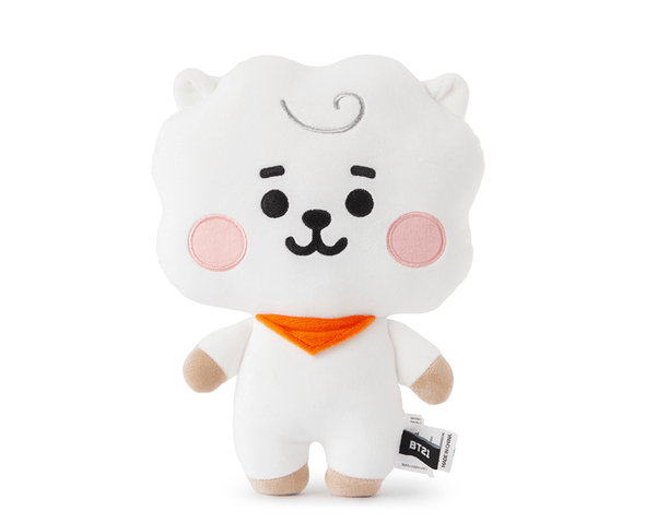 COKODIVE RJ BT21 BABY MINI BODY FLAT CUSHION