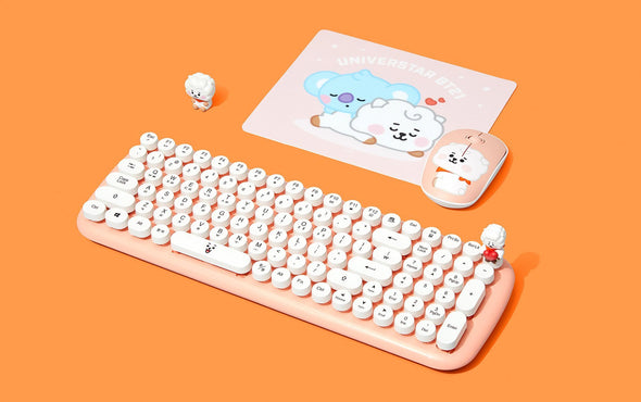 COKODIVE RJ BT21 X ROYCHE WIRELESS KEYBOARD VER.2