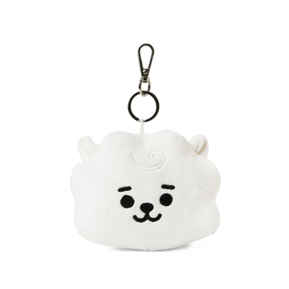 COKODIVE RJ [PRE-ORDER] BT21 BABY LIGHT UP CHEEKS BAG CHARM DOLL