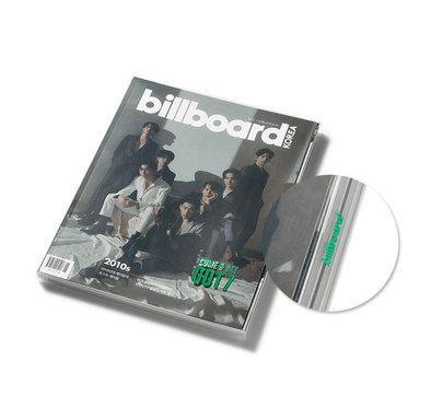 COKODIVE Set (Korean+English) BILLBOARD KOREA MAGAZINE VOL.2 [GOT7 COVER]
