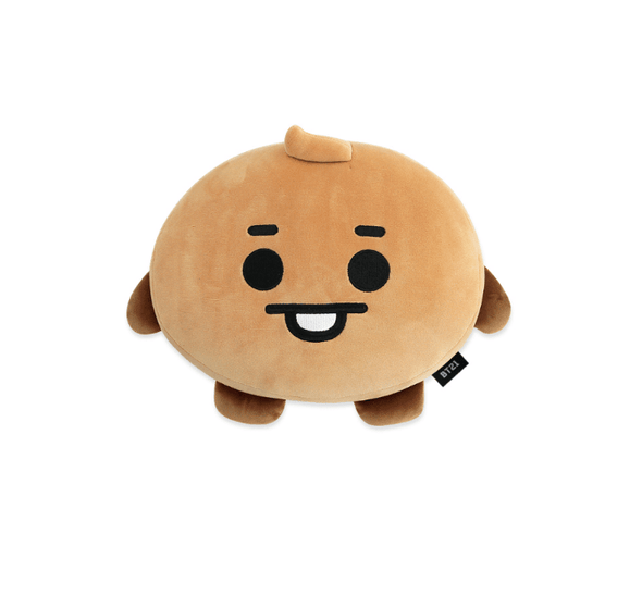 COKODIVE SHOOKY BT21 BABY MOCHI FACE CUSHION