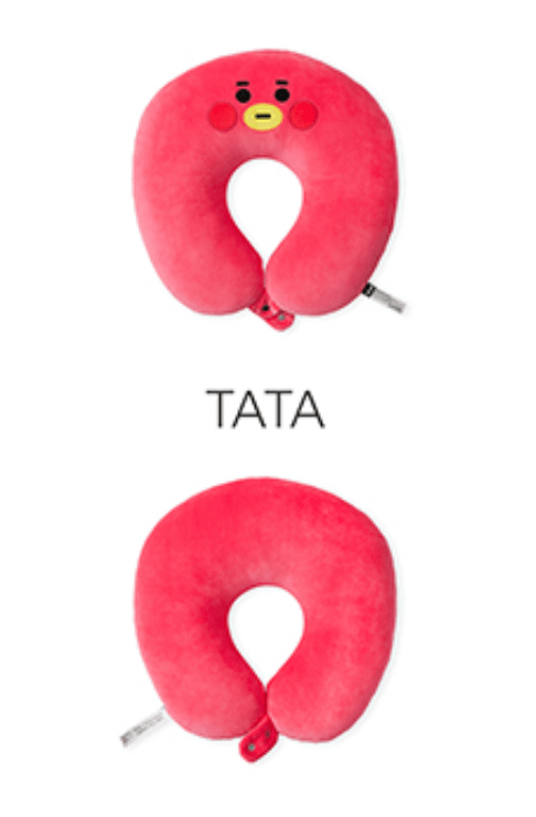 COKODIVE TATA BT21 BABY NECK PILLOW