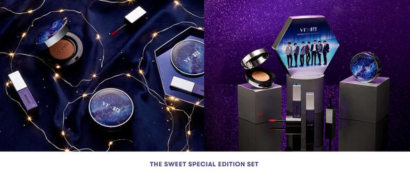 COKODIVE [VT X BTS] THE SWEET SPECIAL EDITION SET