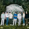 FILA BTS X FILA PROJECT 7 BACK TO NATURE CLOTHES : BACK TO NATURE T-SHIRT (CREAM)