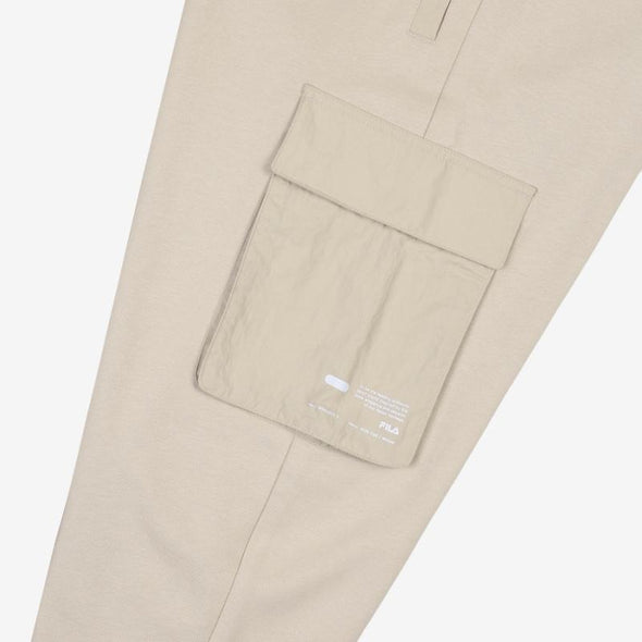 FILA BTS X FILA PROJECT 7 CLOTHES : CARGO JOGGER PANTS