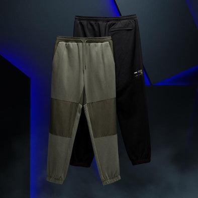FILA BTS X FILA PROJECT 7 CLOTHES : WOVEN MIX JOGGER PANTS