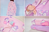 LINE FRIENDS BT21 BABY A DREAM OF BABY BLANKET