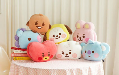LINE FRIENDS BT21 BABY HAND WARMER CUSHION