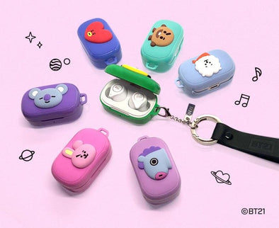 LINE FRIENDS BT21 TWS BLUETOOTH EARPHONE SET