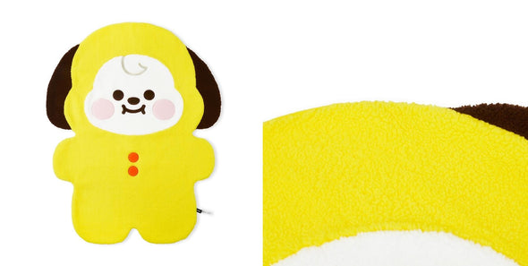 LINE FRIENDS CHIMMY BT21 BABY BOUCLE BLANKET