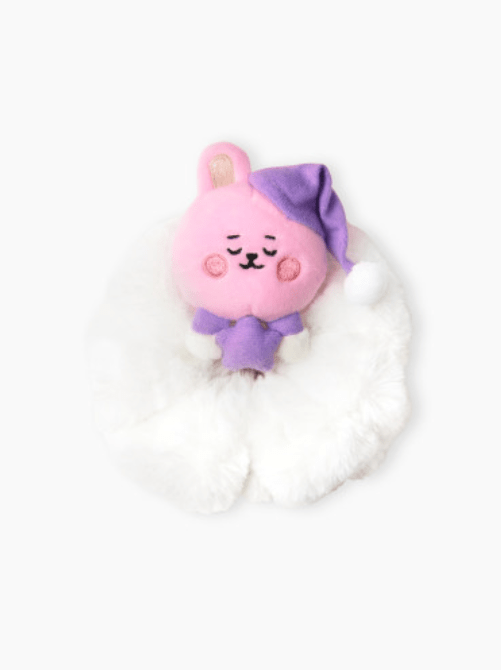LINE FRIENDS COOKY BT21 BABY A DREAM OF BABY HAIR TIE