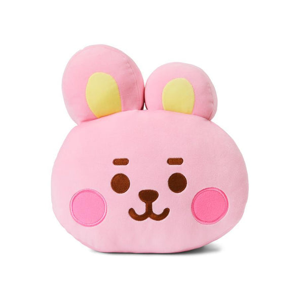 LINE FRIENDS COOKY BT21 BABY HAND WARMER CUSHION