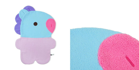LINE FRIENDS MANG BT21 BABY BOUCLE BLANKET
