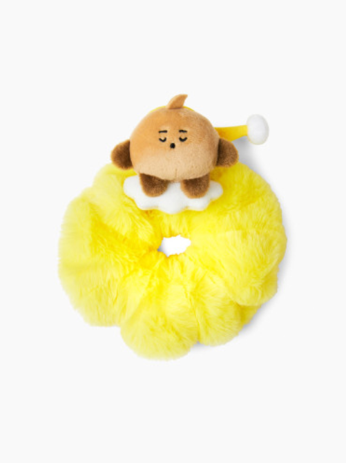 LINE FRIENDS SHOOKY BT21 BABY A DREAM OF BABY HAIR TIE