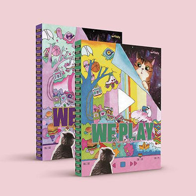 [PR] Apple Music ALL(JUMP+UP) [PRE-ORDER] WEEEKLY - 3RD MINI ALBUM [WE PLAY]