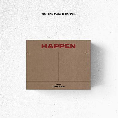 [PR] Apple Music [PRE-ORDER] HEIZE - 7TH EP ALBUM [HAPPEN]