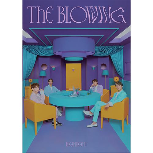 [PR] Apple Music [PRE-ORDER] HIGHLIGHT - 3RD MINI ALBUM [THE BLOWING]