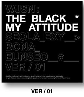 [PR] Apple Music [PRE-ORDER] WJSN : THE BLACK - SINGLE ALBUM [MY ATTITUDE]