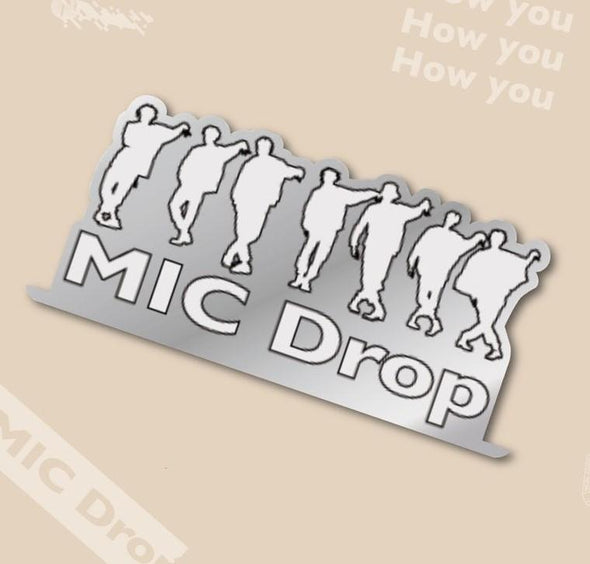 SPACE POP UP BTS POP-UP : SPACE OF BTS - MIC DROP