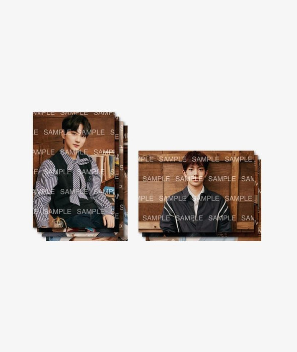 Weverse Shop 04 POSTER SET [PRE-ORDER] ENHYPEN OFFICIAL MD [EN-CONNECT]