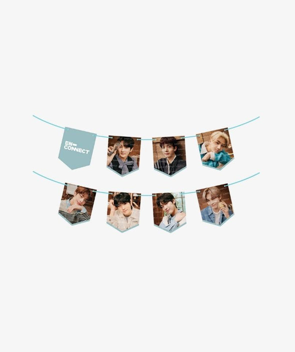Weverse Shop 07 GARLAND [PRE-ORDER] ENHYPEN OFFICIAL MD [EN-CONNECT]
