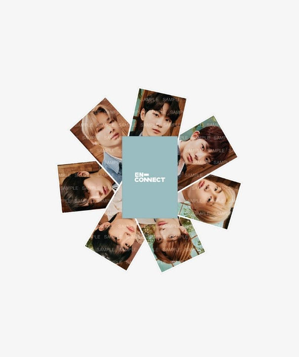 Weverse Shop 11 POSTCARD SET [PRE-ORDER] ENHYPEN OFFICIAL MD [EN-CONNECT]