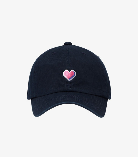 Weverse Shop BALL CAP 01 HEART [PRE-ORDER] TXT BLUE HOUR OFFICIAL UNIFORM