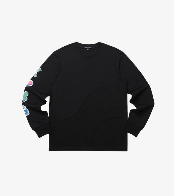 Weverse Shop BLACK LONG SLEEVES M [PRE-ORDER] TXT BLUE HOUR OFFICIAL UNIFORM