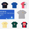 Weverse Shop BTS POP-UP : MAP OF THE SOUL - VARSITY S/S TEE