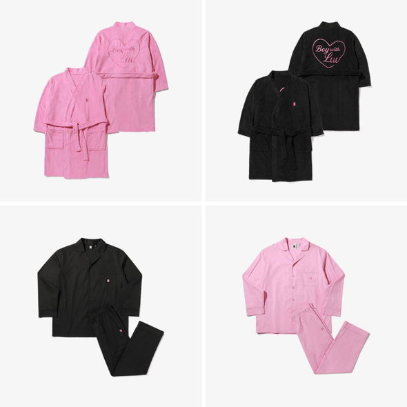 Weverse Shop BTS THEMED MERCH - BOY WITH LUV HOMEWEAR