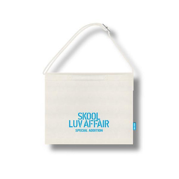 Weverse Shop CANVAS BAG [PRE-ORDER] BTS SKOOL LUV AFFAIR SPECIAL ADDITION
