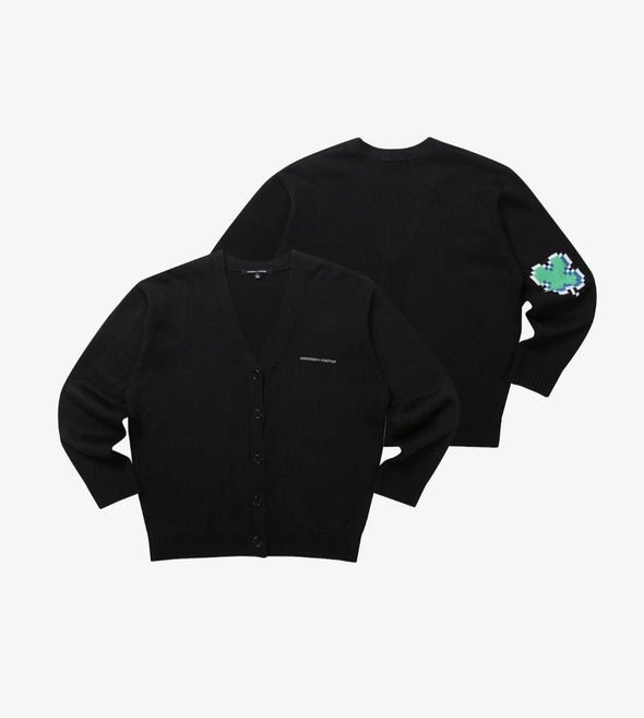 Weverse Shop CARDIGAN 01 FREE [PRE-ORDER] TXT BLUE HOUR OFFICIAL UNIFORM