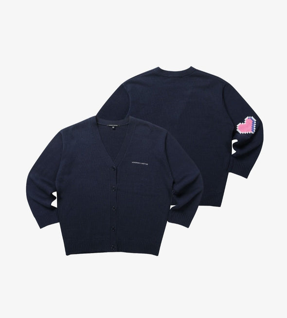 Weverse Shop CARDIGAN 02 FREE [PRE-ORDER] TXT BLUE HOUR OFFICIAL UNIFORM