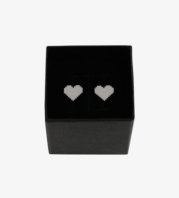 Weverse Shop EARRING 01 HEART [PRE-ORDER] TXT BLUE HOUR OFFICIAL UNIFORM